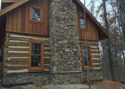 House Stone Exterior