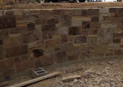 Cut-stone-retaining-wall