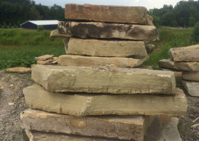 sandstone-slab-steps-natural-stone-steppers-maryland-west-virginia-pennsylvania