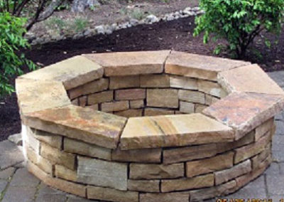 stone-fire-pit-kit-sandstone-cap-maryland-virginia-north-carolina-georgia